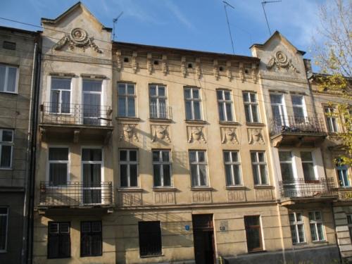 Вулиця Б. Хмельницького