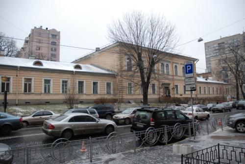 Київ: Анатомічний театр