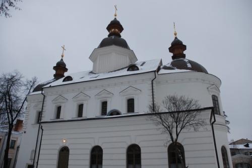 Київ: Братський монастир