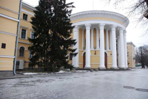 Київ: Інститут шляхтянок