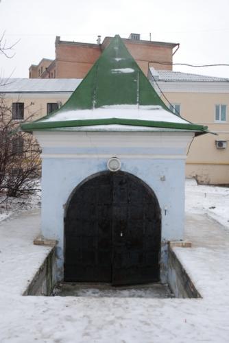 Київ: Льохи Михайлівського собору