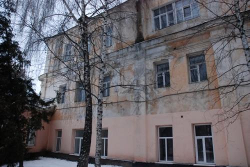 Київ: Зерносховище