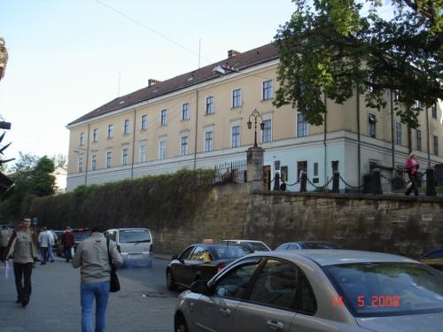 Львів: Будинок старого Університету
