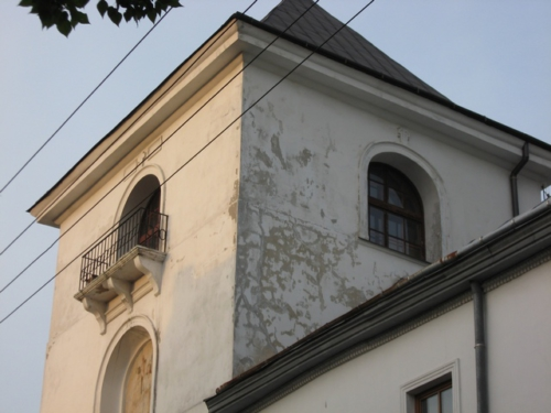 Львів: Дзвіниця монастиря Св. Онуфрія