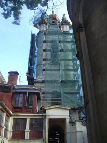 Львів: Дзвіниця Вірменського собору