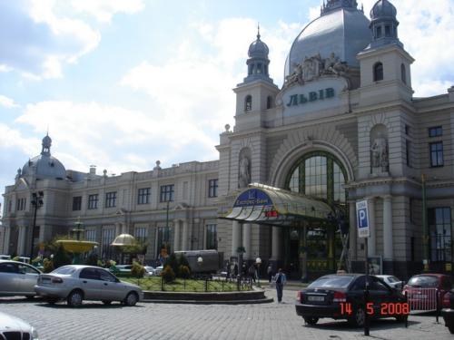 Львів: Залізничний вокзал