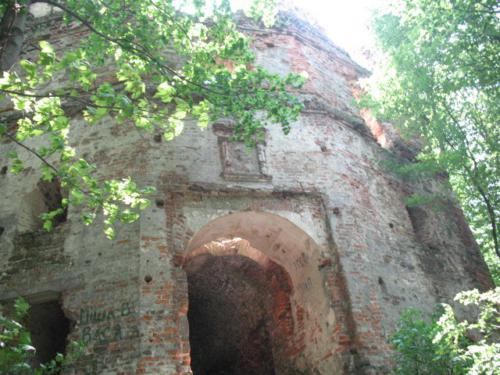 Добромиль: Замок