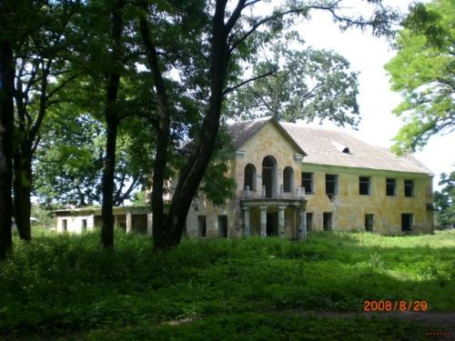 Голоби: Палац Вільгів