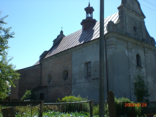 Любомль: Троїцький Костел