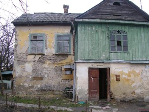 Луцьк: Будинок Пузини