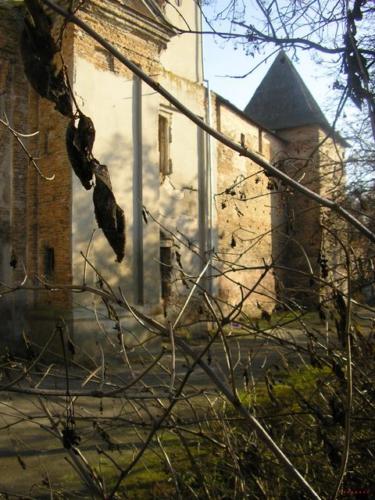 Луцьк: Вежа Чарторийських