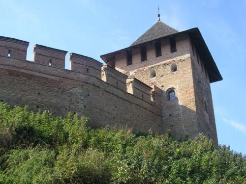 Луцьк: Владича і в'їзна вежі замку
