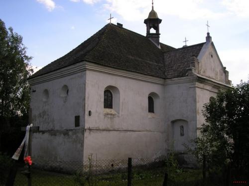 Олика: Петропавлівський Костел