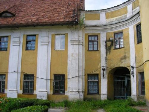 Олика: Замок Радзивіла